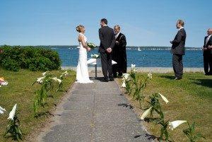 Bryllup på Danhostel Helsingør